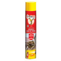 Insetticida Spray Pronto All'Uso 750 Ml  Vespe Calabroni Protemax S-Nido