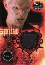 Buffy the Vampire Slayer Big Bads Spike PW1 Pieceworks Card