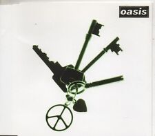 OASIS Let there be love 3 TRACK CD NEW - NOT SEALED