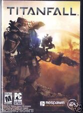 Titanfall (PC, 2014)    Factory Sealed Cellophane