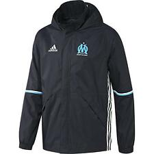 Adidas OM RAIN JKT-Jacket for Men Running Playing Walking-Gym Football Sports L