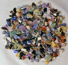 1 kg bunt gemischte EDELSTEINE Rohsteine Dekosteine Mineralien 0,5-3 cm