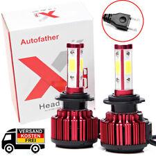 Paar H7 LED Scheinwerfer Birnen Headlight Leuchte Lampen Canbus IP68 55W*2
