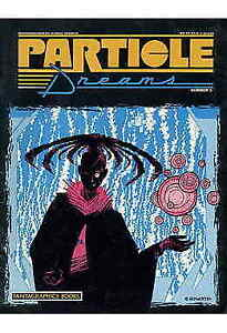 Particle Dreams #3 FN; Fantagraphics | save on shipping - details inside