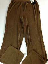 Samantha O Slinky Pants NEW Womens SZ M RUNS SMALL 24 x 31 Actual Stretch USA