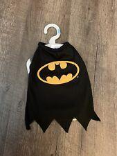 DC Comics Batman Dog Halloween Costume Hooded With Cape, Size Medium. NEW