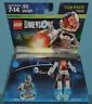 RETIRED 100% Genuine Lego Dimensions DC Comics CYBORG Fun Pack Set 71210 (M/B)