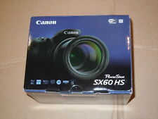 Box for Canon PowerShot SX60 Camera