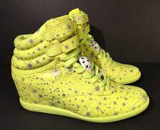 Reebok Classic x Melody Ehsani Constellation Pack Hi Women's Wedge Shoes Sz 7.5