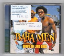(HZ138) Baha Men, Move It Like This - 2002 CD