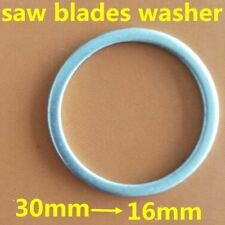 2PCS Circular Saw Blade tct washer ring hole 30mm to 16mm fit saw blade