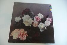NEW ORDER LP POWER CORRUPTION & LIES. GERMANY PRESS. SYNTH-POP.