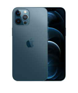 iPhone 12 Pro Max - Unlocked (All Carriers) - 256GB - Blue - Very Good