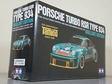 New Tamiya 1/10 Porsche 934 RSR Vaillant Special Limited Edition Kit #149 of 333
