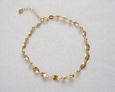 MILLANA- 14k Gold Beaded Bracelet