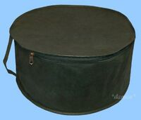 New MENS COWBOY - WESTERN HAT STORAGE TRAVEL BAG DUST CAP COVER-16 inch Diameter