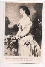 Photo Card Augusta Victoria of Schleswig-Holstein Empress of Germany