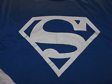 """Superman"" Long Sleeve T-Shirt –  Great Image – (L)"