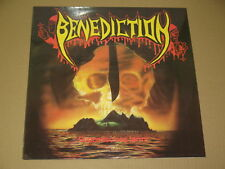 "BENEDICTION ‎ ""Subconscious Terror""  EXTRA RARE RUSSIAN EDITION LP  MINT"