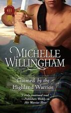 Claimed by the Highland Warrior-ExLibrary