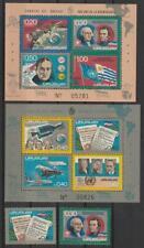 Uruguay aus 1976 ** postfrisch Block 26, 27 200 Jahre Unabhängigkeit USA