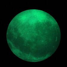 Vogue Luminous Moon Glow in the Dark Wall Stickers Moonlight Home Decor DIY Room