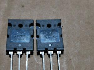 MJL21193 MJL21194 Complementary High Power Audio Transistor