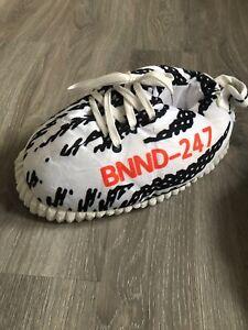 Yeezy 350 V2 Zebra ,Adidas ,Trainer , Sneaker , Foam Slippers