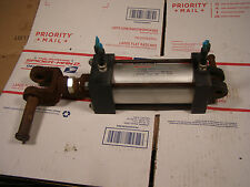 """Norgren Pneumatic Cylinder A1233B1 2.5"""" x 4"""" Can Crusher Robot Automation"""