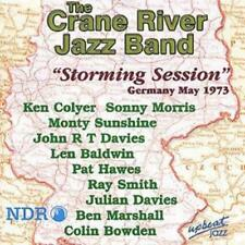The Crane River Jazz Band : Storming Session: Gerrmany May 1973 CD (2008)