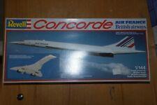 REVELL 1:144 CONCORDE BRITISH AIRWAYS / AIR FRANCE     4739
