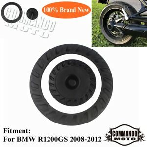 Motorcycle Rear Drive Shaft Cover Gearbox Final Drive Cover For BMW R1200GS 2012