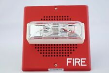 Siemens 500-636017, Strobe Ch-mc-r Fire Alarm, Red, Free 3 Day Shipping, NEW
