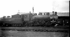 7C954 NEGATIVE & RP 1930s CB&Q BURLINGTON RAILROAD ENGINE #502