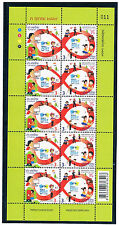 THAILAND 2016 World Post Day F/S (3b x10)