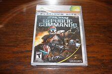 Star Wars: Republic Commando (Microsoft Xbox, 2005) Rare Sealed Game
