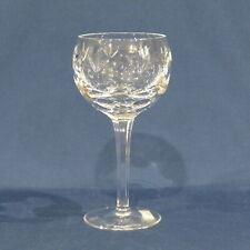 "New listing Gorham Crystal Bamberg 7¼"" x 3⅜"" Width ~ Heavy Wine Glass / Water Goblet"