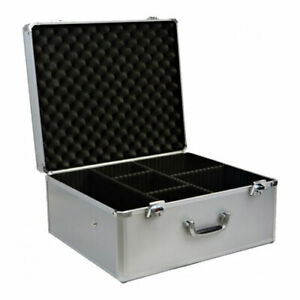 Aluminium Briefcase With Foam And Adjustable Partitions