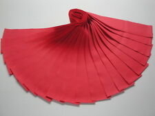 "Jelly Roll-""Watermelon"" Kona Cotton-Robert Kaufman-20-2-1/2"" x 44"" Strips"