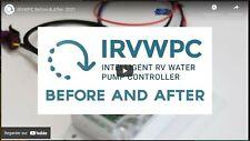 Intelligent RV Pump Controller IRVWPC