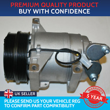 AIR CON COMPRESSOR PUMP TO FIT FORD FOCUS KUGA VOLVO C30 C70 S40 V50