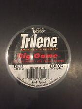 Trilene Big Game 12lb 1175yd Clear