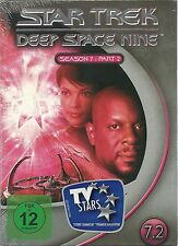 Star Trek Deep Space Nine Season 7.2 NEU OVP Sealed Deutsche Ausgabe