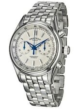 Armand Nicolet M02 Men's Automatic Chronograph 43mm Watch 9144A-AG-M9140.