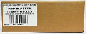 2020/21 PANINI PRIZM PREMIER LEAGUE SOCCER 6-PACK BLASTER 20-BOX CASE