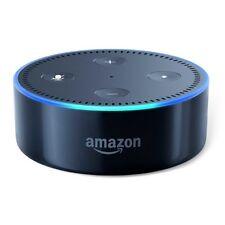 ✅AMAZON Echo Dot 2nd Generation Schwarz, kompatibel mit Amazon Alexa NEU OVP✅