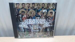 Krokus - The Dirty Dozen - Very Best of - Greatest Hits - Collection