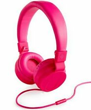 Polaroid Premium Sound Foldable Headphones Pink