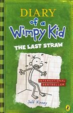 Diary of a Wimpy Kid: The Last Straw (Book 3),Jeff Kinney