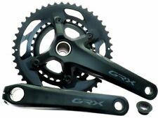 Shimano GRX FC-RX600-11 46-30T 2x11 Speed CrankSet 172.5mm GRAVEL /CycleCross